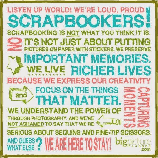 Scrapbook Manifesto