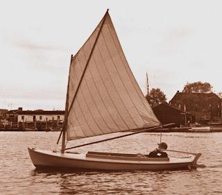 DoryMan: Melonseed Skiffs