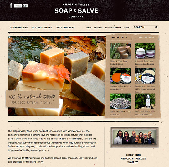 """Chagrin Valley Soap & Salve has been among my daily favorites since learning about it on a skincare forum, when it was declared by a self-proclaimed """" ..."""