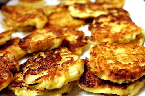 Smitten Kitchen: Potato Pancakes, Even Better