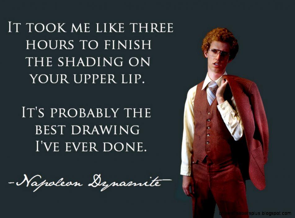 Yeah Napoleon Dynamite