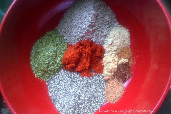 Homemade Seafood Seasoning (plus make-your-own Celery Salt) | Livin ...