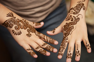 New Style Mehndi Designs 2013 For Ladies
