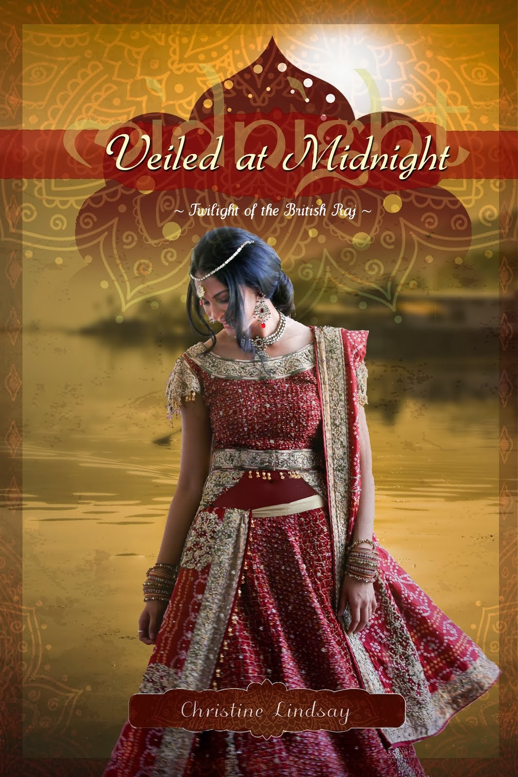 Veiled at Midnight Book 3 of Multi-Award-Winning Trilogy