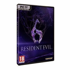 Download Game Resident Evil 6 for PC