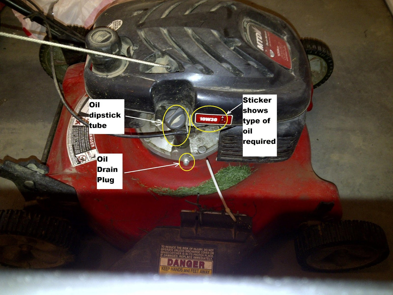 What Type Motor Oil For Lawn Mower impremedia