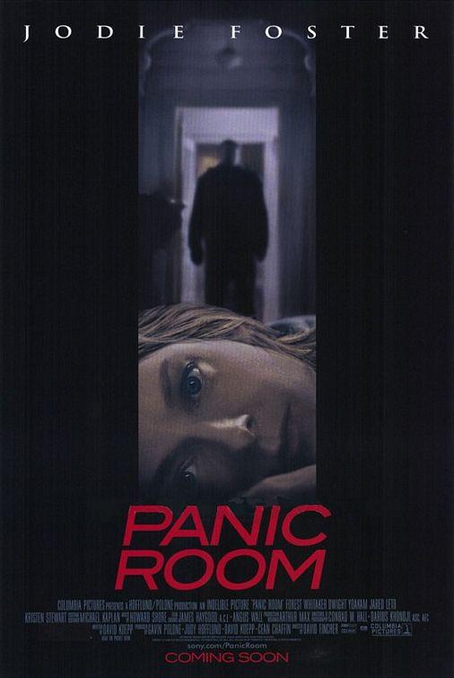 Panic Room Movie Trailer