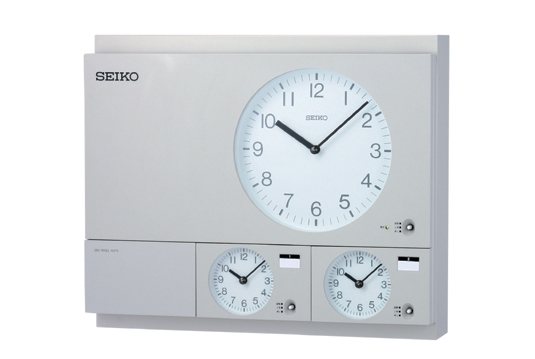 SEIKO Master Clock QC-5520