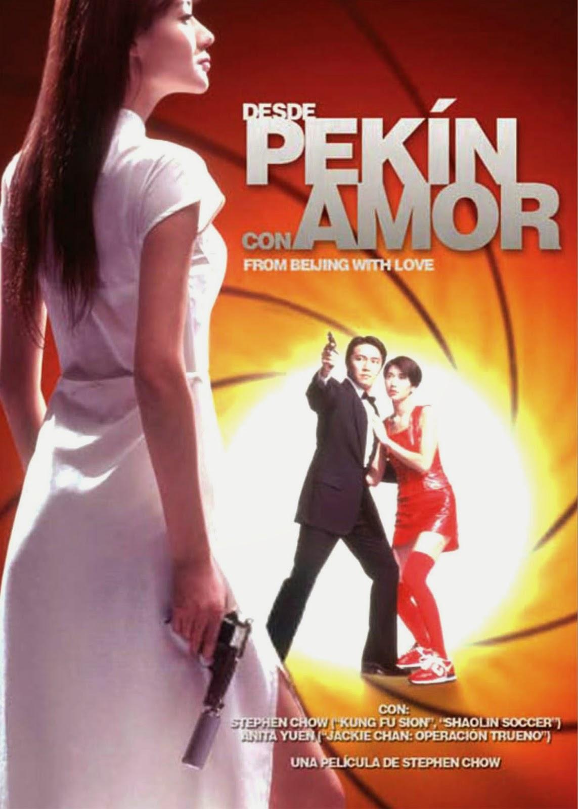 Desde Pekin con amor (1994) Comedia