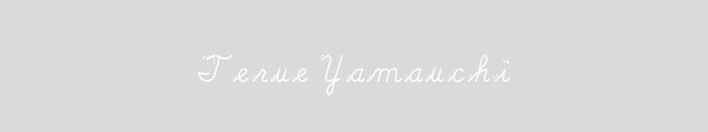 Terue Yamauchi / 山内 光枝
