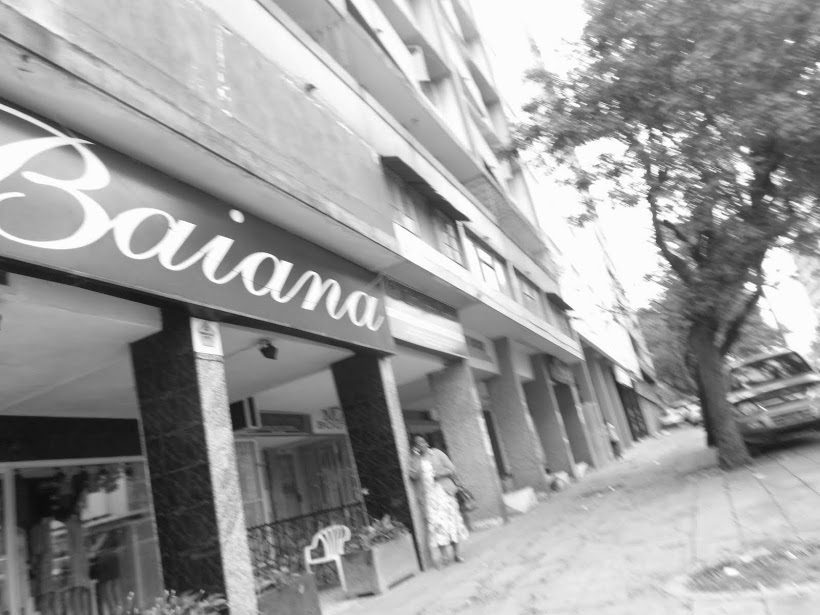CA  _baiana_ maputo - MA / MOZAMBIQUE
