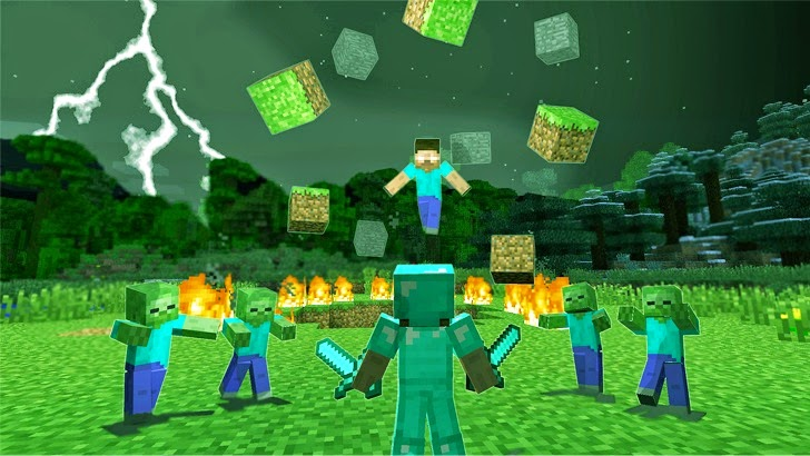 Malicious Minecraft apps affect 600,000 Android Users
