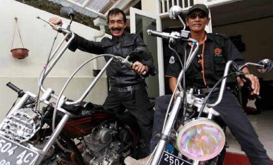 Sejarah Lengkap Pachinko Geng Motor Legendaris Pimpinan Johny Indo