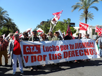 1º de Mayo, CTA Cádiz