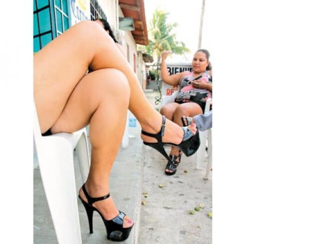 prostitutas en honduras servicios de prostitutas
