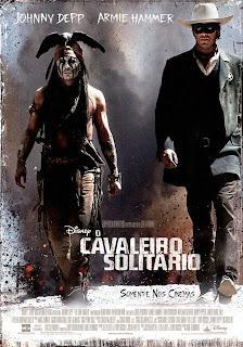 O Cavaleiro Solitário -Torrent (2013) (The Lone Ranger) AVI - Dublado
