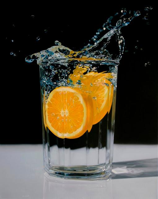 Jason de Graaf Pintura Hiper-realista