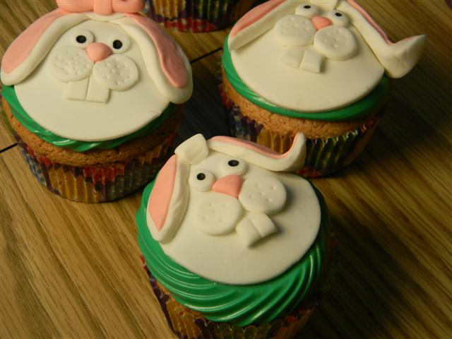 easter cupcakes fondant. No Easter cupcake is complete
