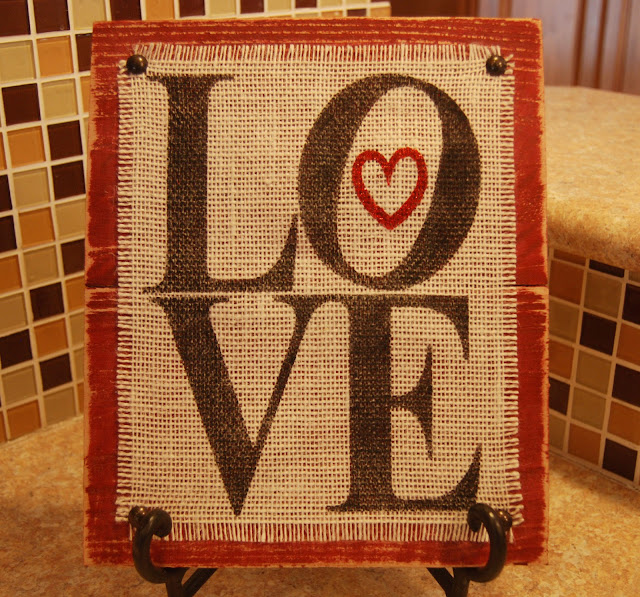 Valentine-sign