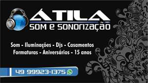 DJ Atila Cabral