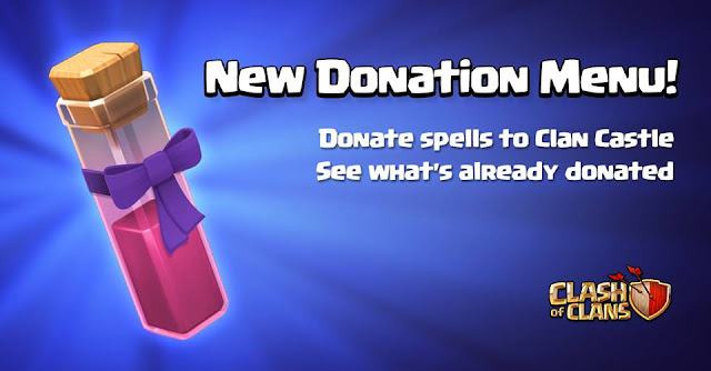 SNEAK PEEK 6 – TOWN HALL 11 UPDATE – dark spell donate