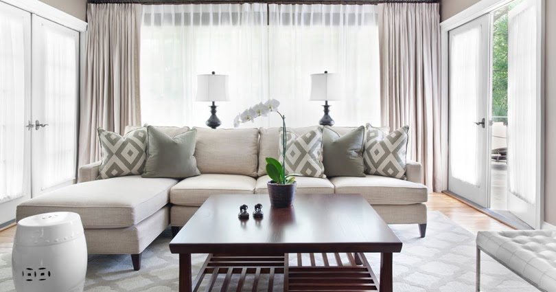 Designing home 10 tips for decorating a small living room - Groayes wohnzimmer ...