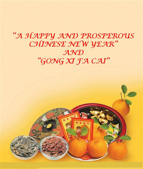 Inspirational Chinese New Year Wishes For Business