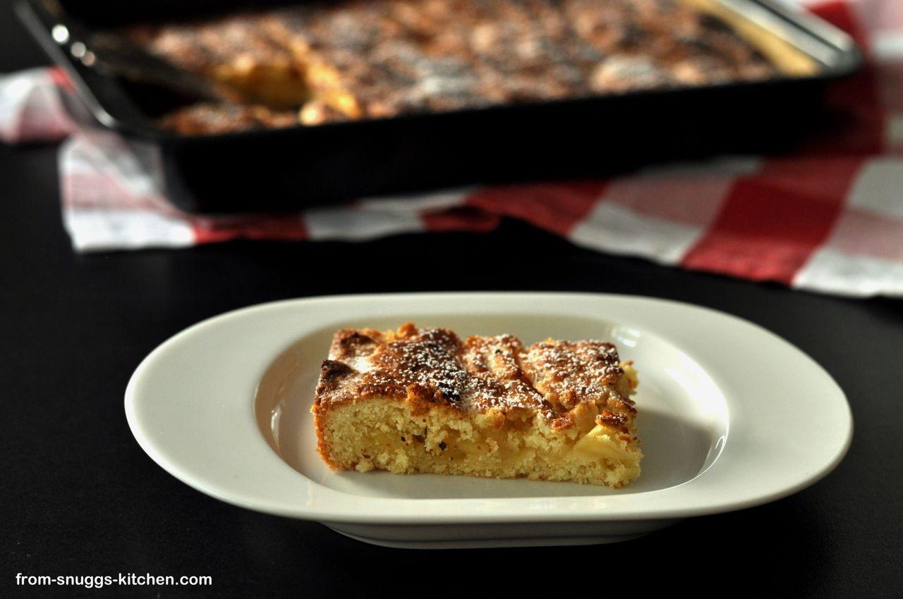 Ducasse Apfelkuchen