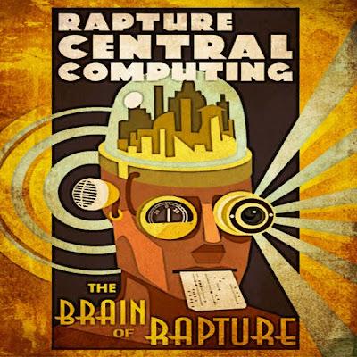 RCC Brain Bioshock posters