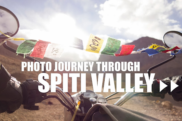 Photo Journey through Spiti Valley
