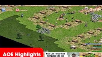 AOE Highlights, Hồng Anh (Egypt) chủ lực cứng cáp cân bản đồ