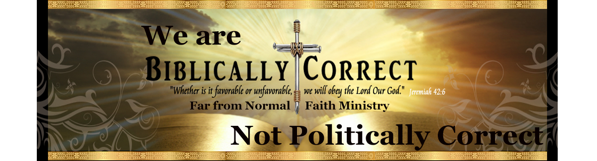 Far from Normal Faith Ministry