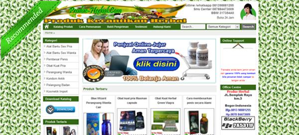 Produc-Herbal.com Jual Produk Herbal Terpercaya