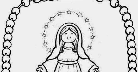 Gifs y Fondos Paz enla Tormenta ®: ROSARIO DE LA VIRGEN MARÍA PARA ...