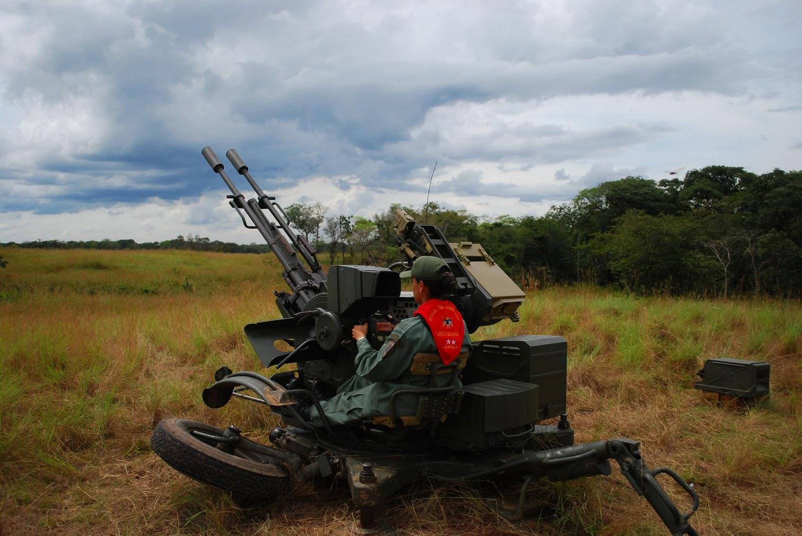 Piezas ZU-23-2/2A13 (ZU-23/ZOM-1-4) de 23mm Patria_Soberana-14