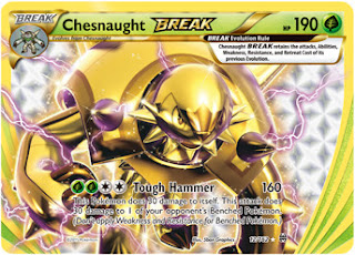 Chesnaught BREAK BREAKthrough