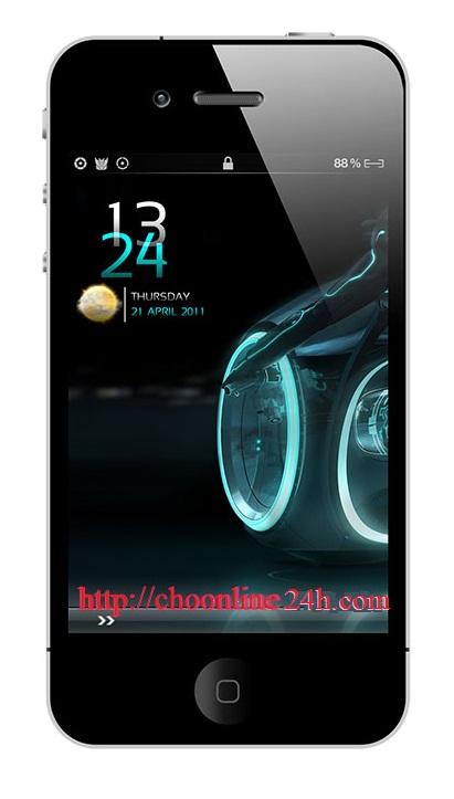 gooapple v6 retina 3g đã có mặt tại choonline24h cực sang trọng và nam tính