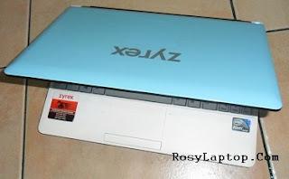 Zyrex Sky LW1221BL Biru Intel N2600