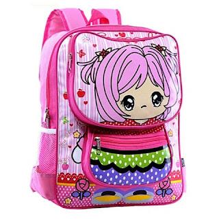 Tas Sekolah Untuk Anak Perempuan SD