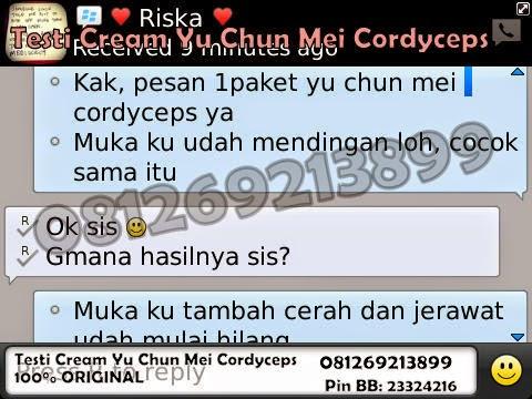 Testi Cream Cordyceps