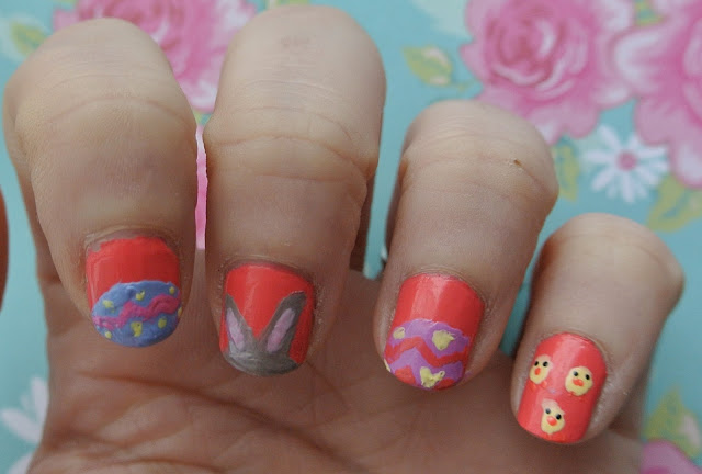 sunday nails easter