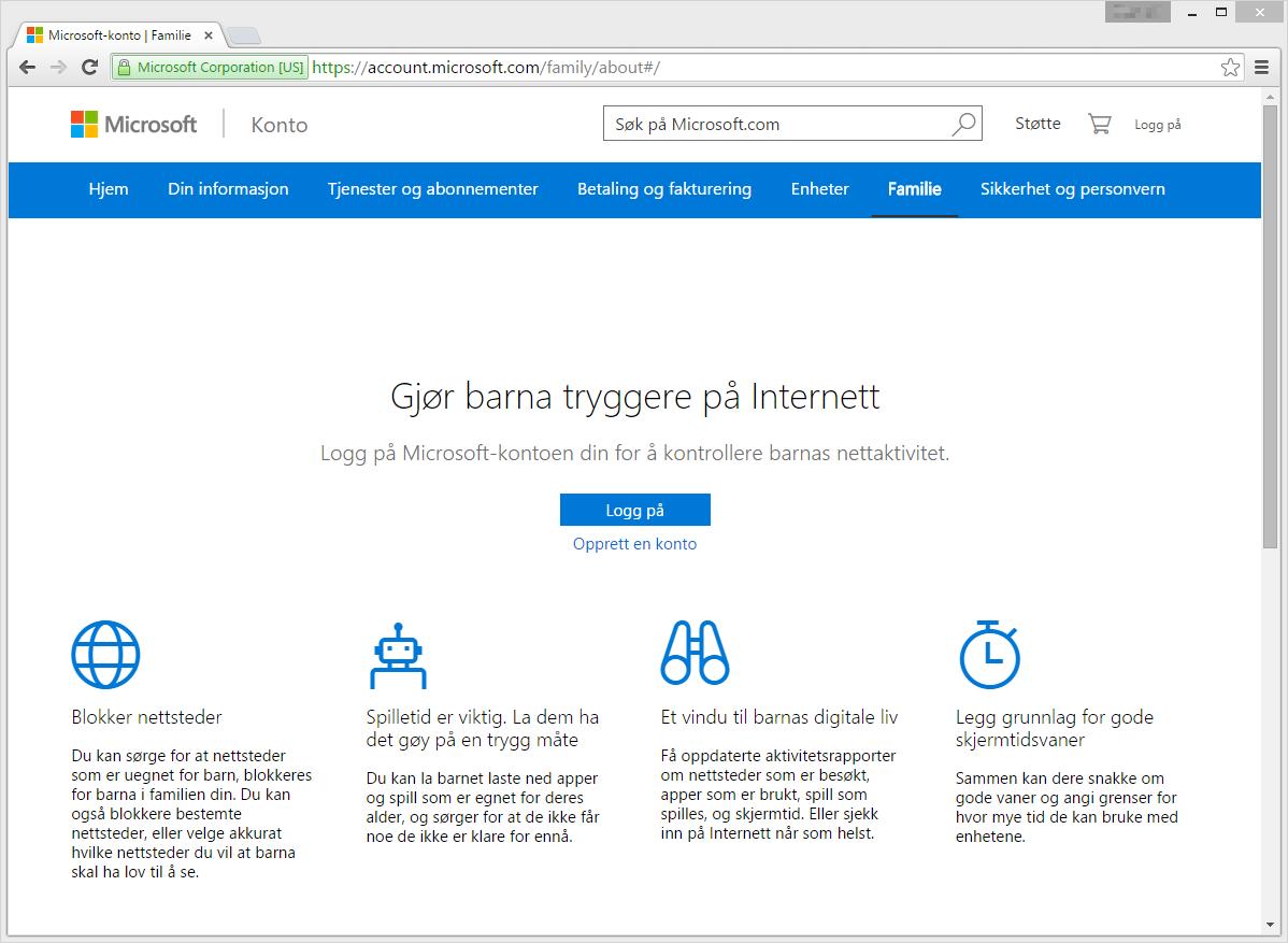 Microsoft-konto