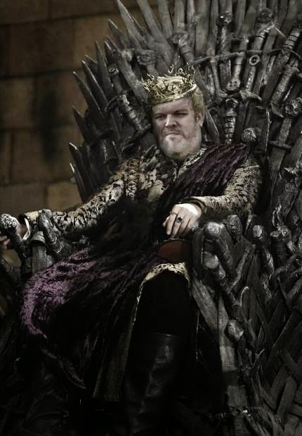 Hodor is my king!