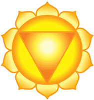 image of the solar plexus chakra