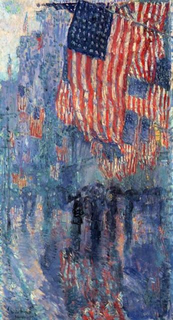 bulevard-in ploaie-childe-hassam-1917