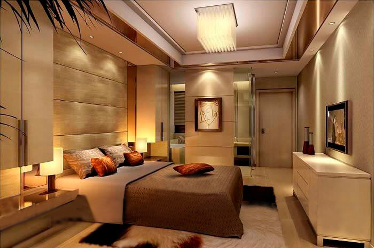 Interior design and furnishing for home interior design for Bedroom interior pictures