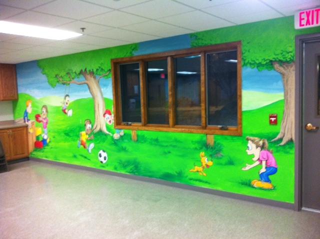Murals sculptures artistic construction 014 6417833 mural for Contoh lukisan mural tadika