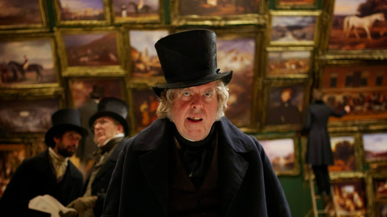 mr turner timothy spall