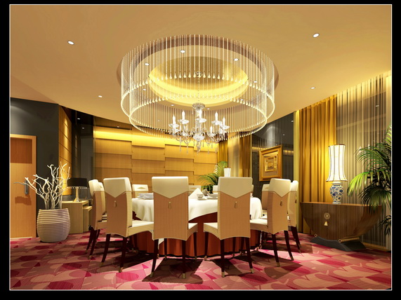 Home and garden hotel interior room decoration luxury for Hotel interior decoration