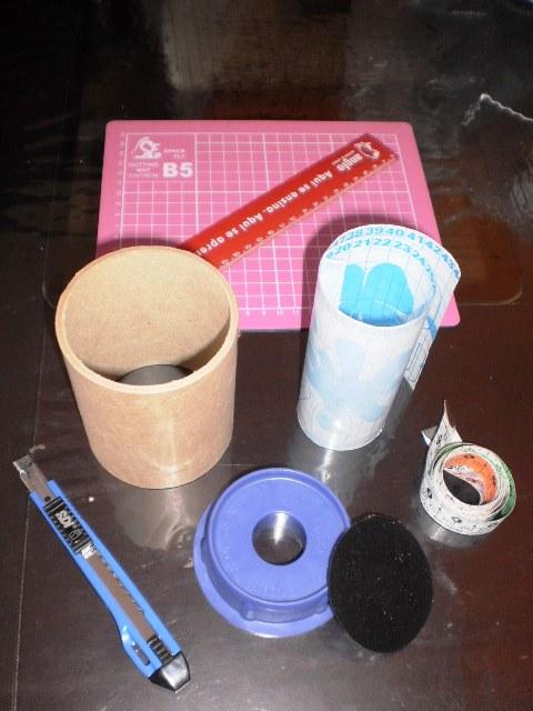 contact lousa, reaproveitamento de material industrial